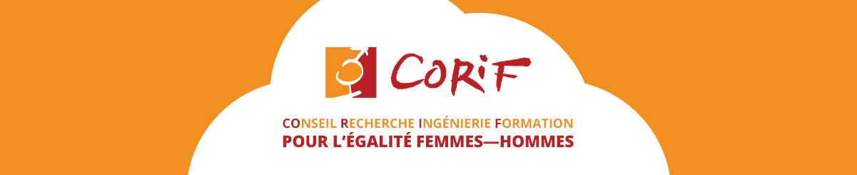 CORIF Formation en Egalité Professionnelle Logo